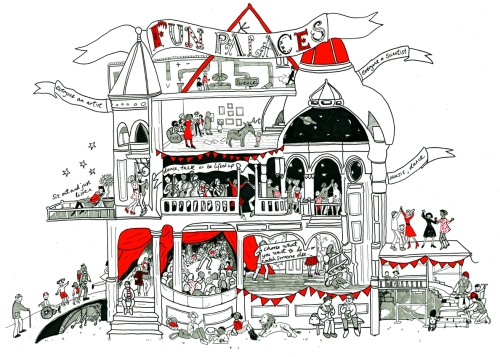 Fun Palaces, Emily Medley 2013
