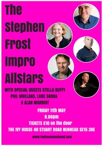 The Stephen Frost Impro Allstars